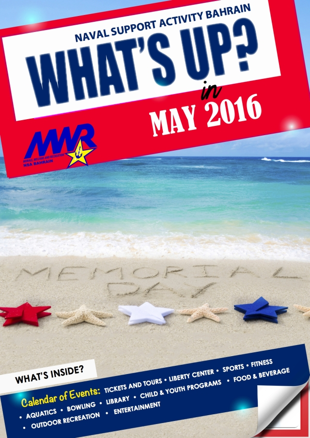 MWR NEWSLETTER-APRIL 2016 copy