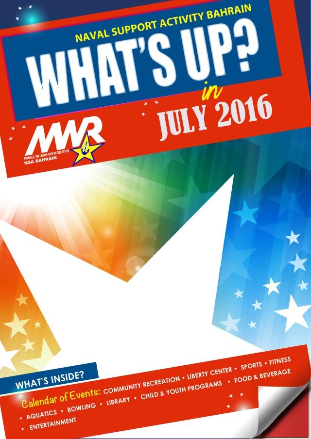 MWR NEWSLETTER-JUNE 2016